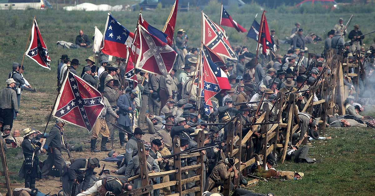 Essay on the civil war